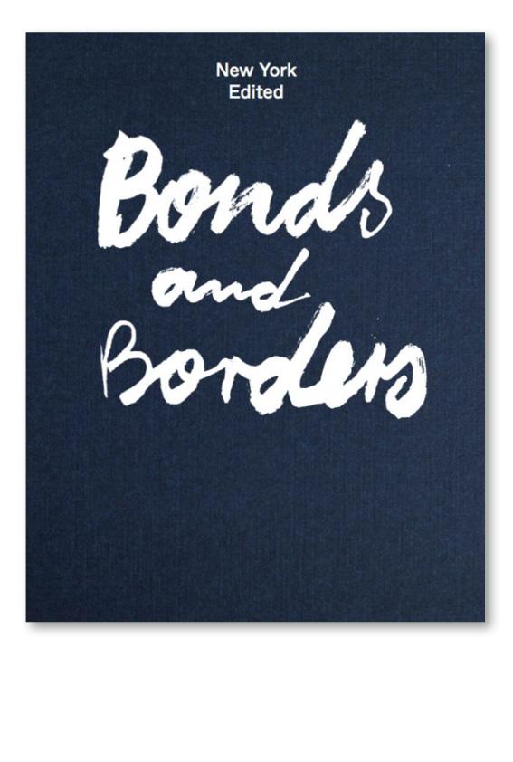 NY Edited – Bonds & Borders